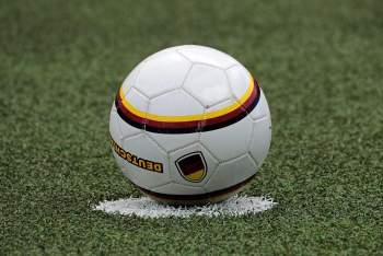 Ein Bild von einem Fußball
